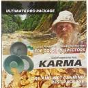 Bateas para oro Karma