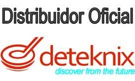 Distribuidores de la marca Deteknix.